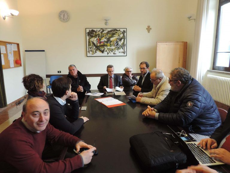 Pescara, stop alla banda ultralarga