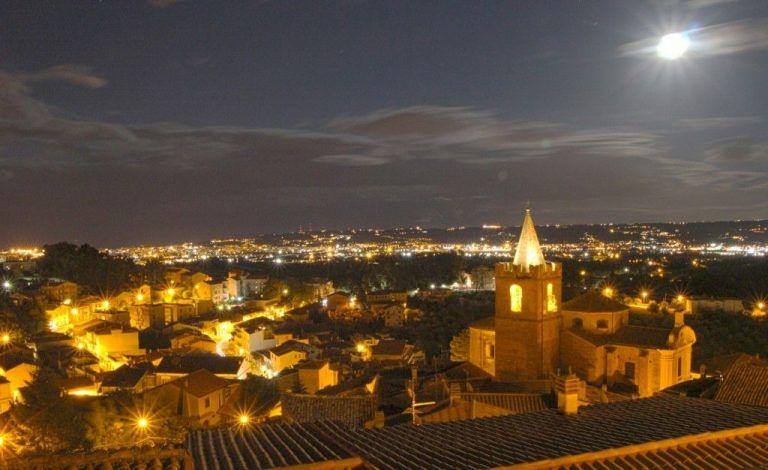 Spoltore, luci spente sul campanile per 'L'ora della terra'