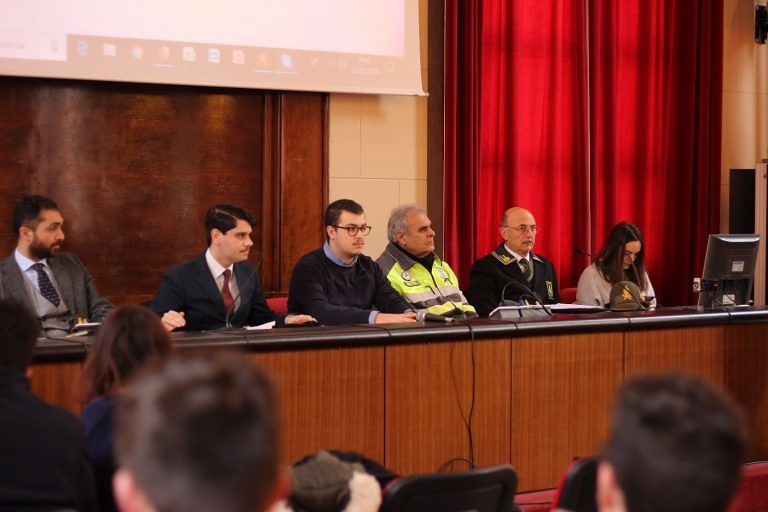 Pescara, il libro 'Limarubra' presentato dalla Consulta provinciale studenti