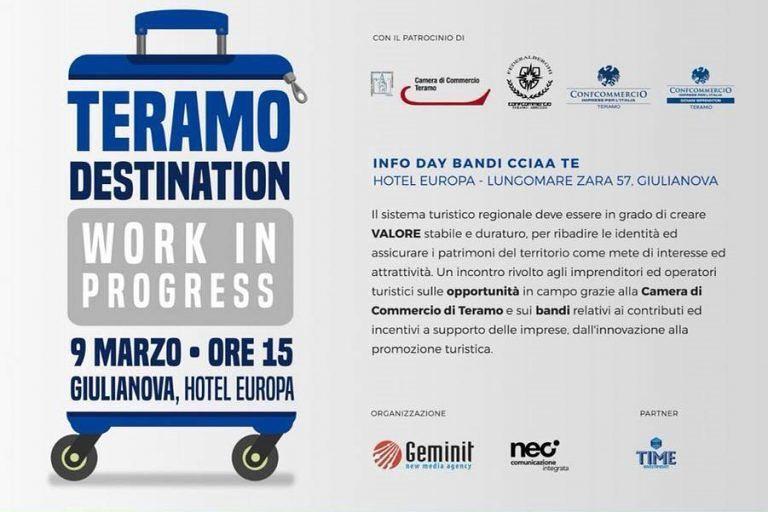 Fondi e opportunità nel il settore turistico: convegno a Giulianova