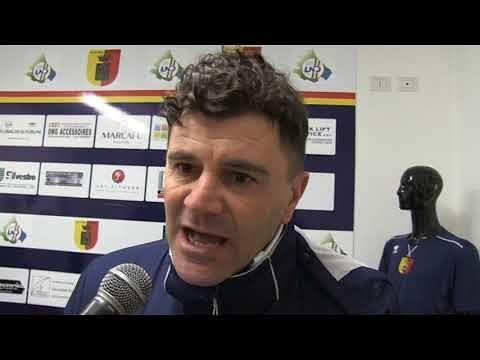 Il Real Giulianova ad una passo dalla D. Battuta l'Acqua&Sapone 3-0 (LE INTERVISTE)