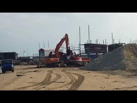"Pescara, diga foranea: ""Cantiere fantasma"" VIDEO-FOTO"