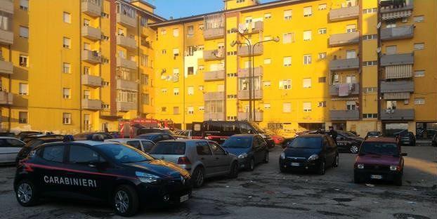 Pescara, blitz al Ferro di cavallo: sequestrato 1 etto di droga