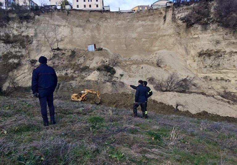 Consolidamento frana di Castelnuovo: interrogazione di Ricostruiamo Campli
