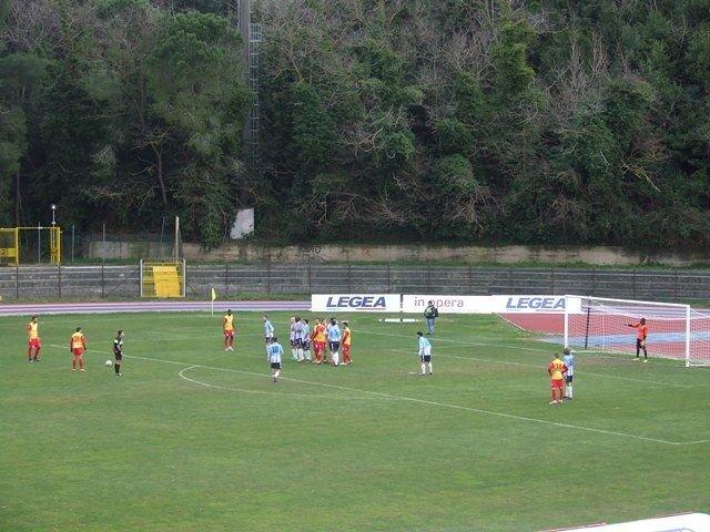Francavilla bello, ma solo un pari (1-1) col San Marino VIDEO