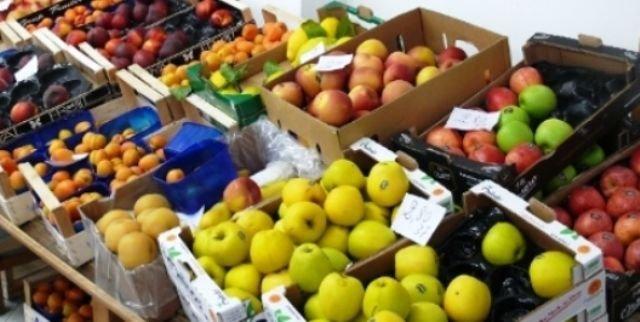 L'Aquila, frutta e verdura: scatta il divieto di esposizione in strada