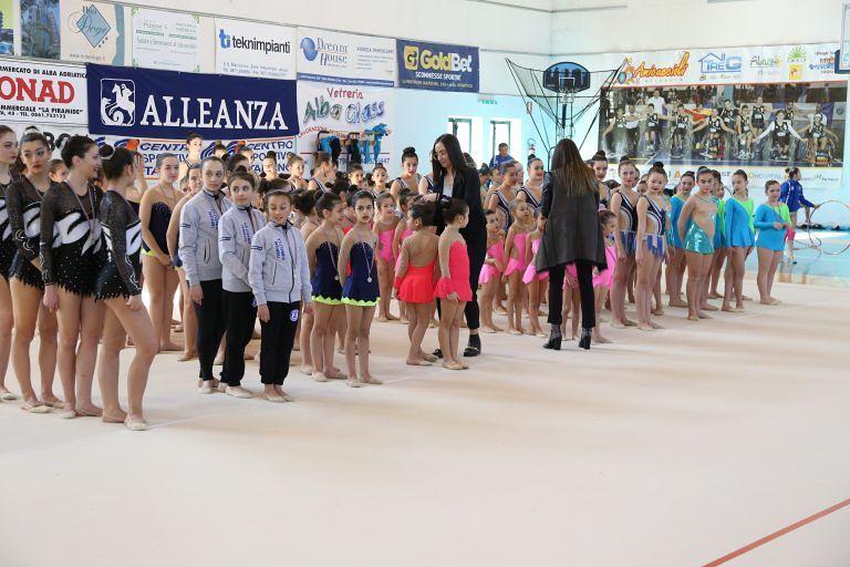 Ginnastica Csi: ad Alba Adriatica le finali regionali FOTO