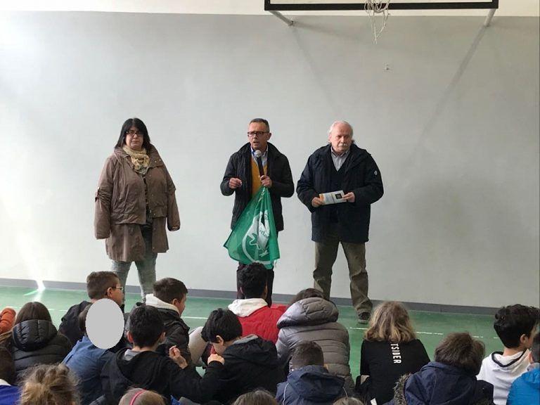 Montesilvano, Bandiera Verde: un concorso per i bambini delle scuole