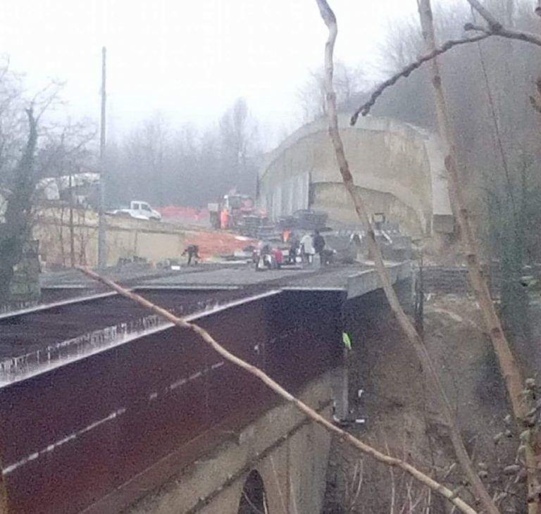 Civitella del Tronto, ponte dello Stregone: si allungano ancora i tempi per la riapertura