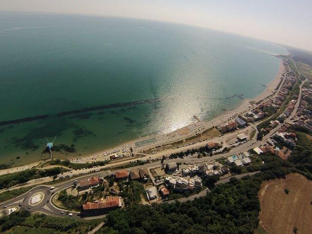 Fossacesia, Di Giuseppantonio: 'Sì in spiaggia ma al sicuro'
