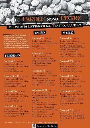 San Vito Chietino, Patrizia Angelozzi ospite della rassegna 'Le parole sono pietre' con 'Il confine umano'