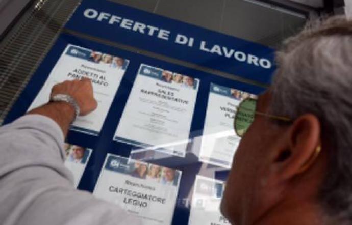 Occupazione in Abruzzo: si resta sopra ai 500mila