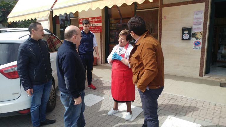 """Pescara, """"La pista ciclabile in via Tirino è un rischio per i negozi"""""""