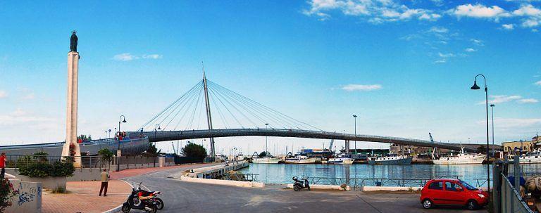 Pescara, al via la manutenzione del Ponte del Mare