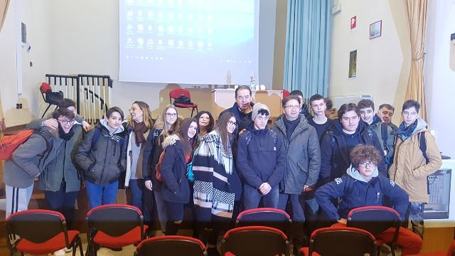 Fossacesia aderisce al progetto 'Abitare i luoghi' e diventa meta di visita per centinaia di studenti