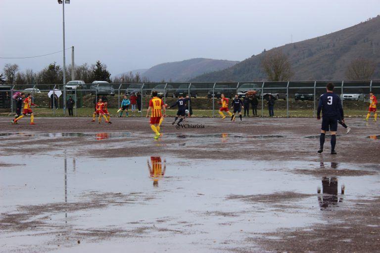 Promozione, Pucetta-Fontanelle 1-1: Pomponi risponde a Cordischi