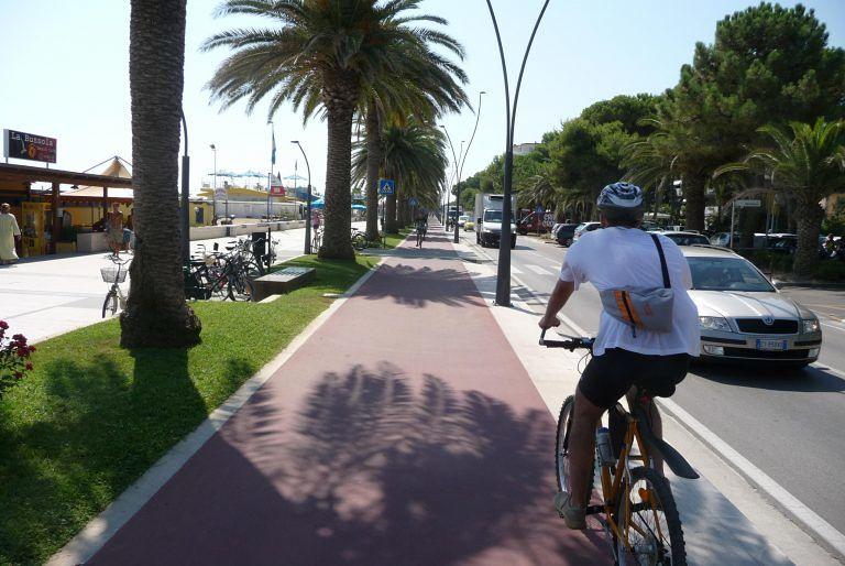 La Biciclettata Adriatica nel tracciato della nuova ciclovia