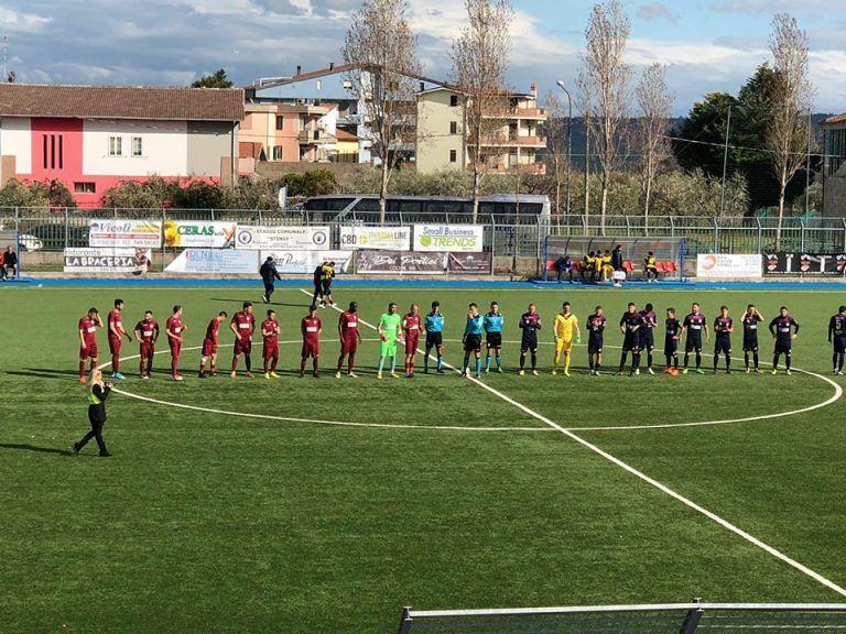 Eccellenza, San Salvo-Spoltore 0-1: decide Sanchez