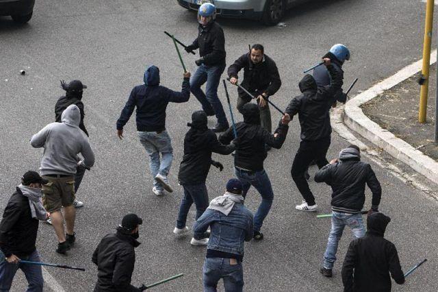Scontri Foggia-Pescara: daspo a 3 tifosi