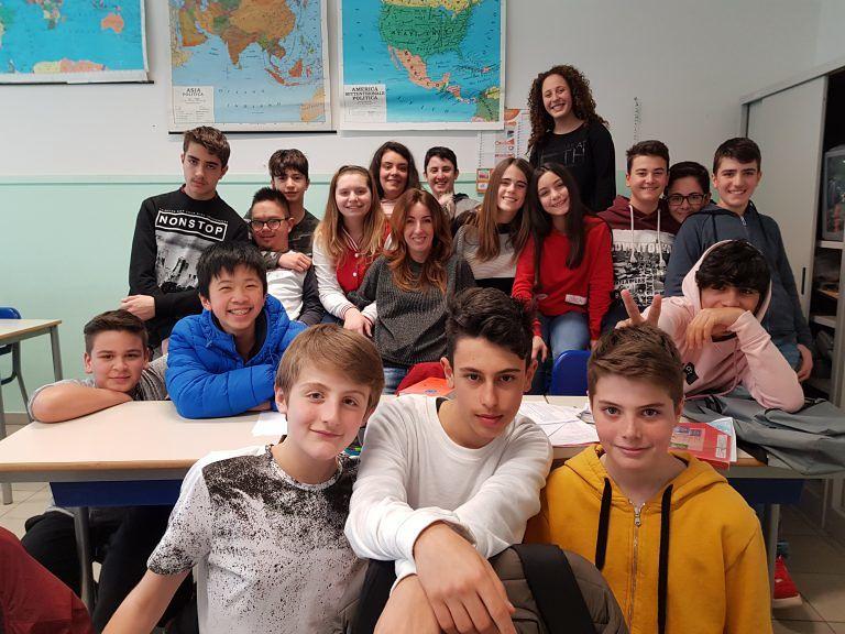 """Corropoli, l'istituto comprensivo vince il concorso """"fare il giornale nelle scuole"""""""