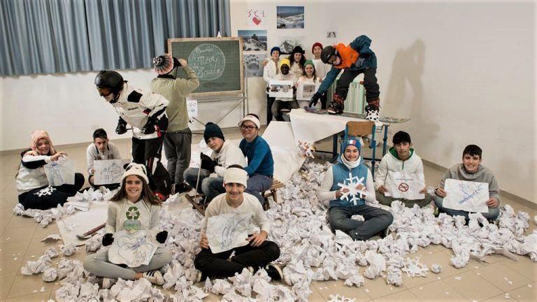 La scuola di Corropoli vince il concorso fotografico: il riconoscimento