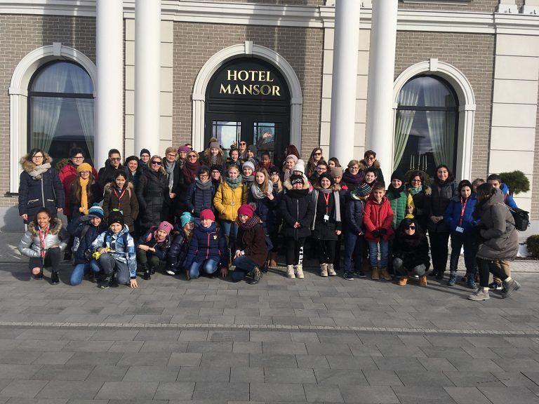 Alba Adriatica, Erasmus+: l'istituto comprensivo in Polonia per il progetto di mobilità internazionale