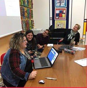 Quattro animatori digitali della provincia di Chieti si raccontano a Castel Frentano dopo il progetto 'Digital Expert Innovators'
