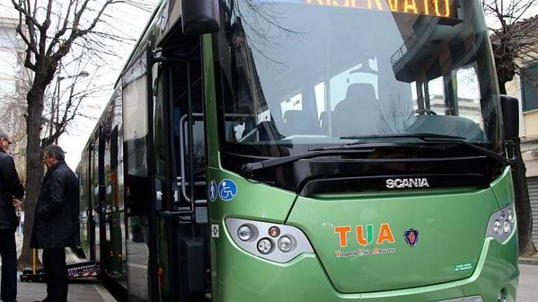 Biglietti per il trasporto pubblico in Val Vibrata. TUA: controlli in corso, ma non ci sono criticità