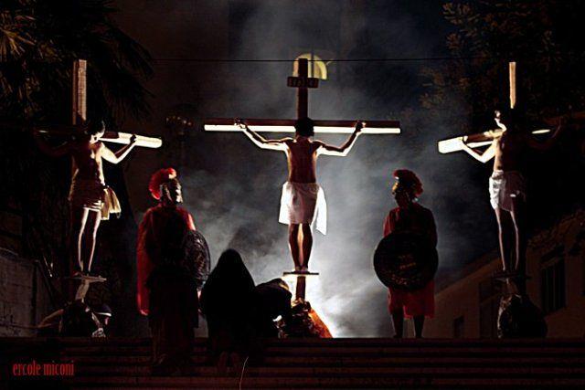 Via Crucis vivente a Francavilla al Mare