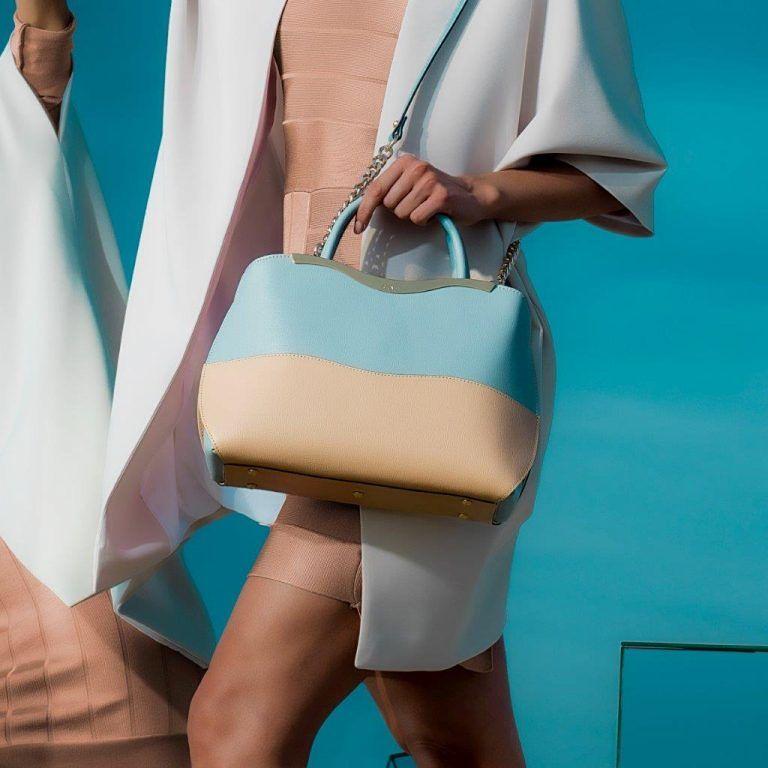 Ripani Bag: la raffinatezza delle it-bag MADE IN ITALY RIPANI presenta la nuova collezione PE 2018| Tortoreto