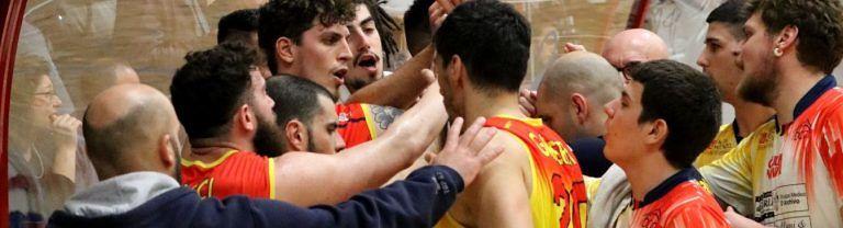Basket, difesa di ferro: Giulianova supera Valdiceppo e blinda la salvezza