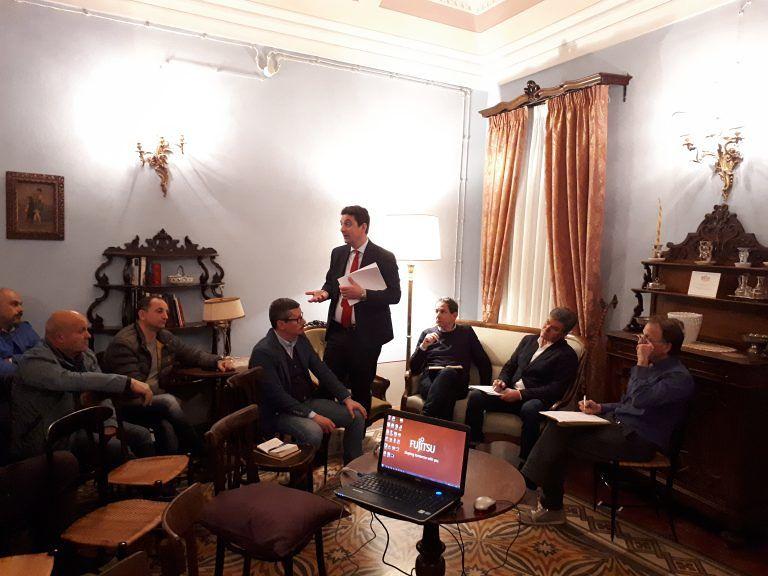 Presentato il Piano di Recupero di Montesilvano colle