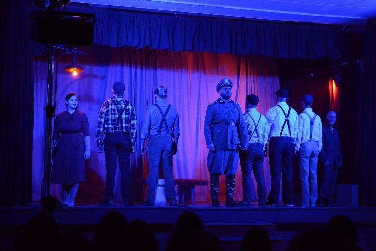 Pescara, al Circus lo spettacolo messo in scena dai detenuti di San Donato