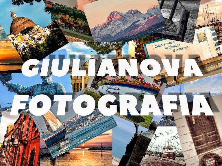 Giulianova, le 'cartoline' 2018 con tributo a Lucio Merlo e Roberto Macellaro