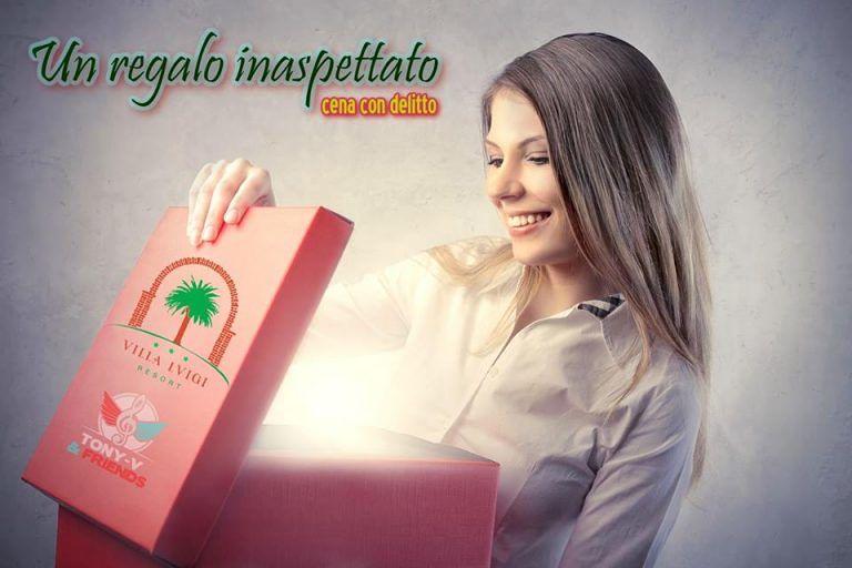 Hotel Villa Luigi presenta: Cena con delitto| Martinsicuro