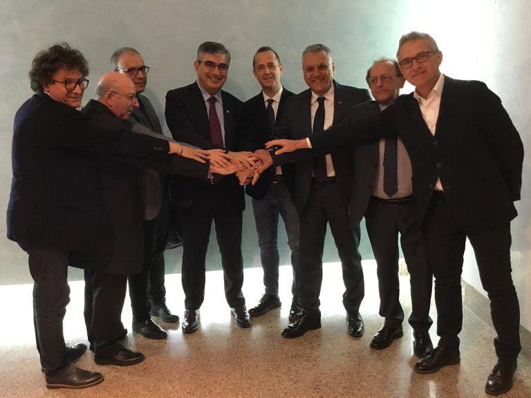 Masterplan, firmate le convenzioni per Pineto e Passolanciano VIDEO