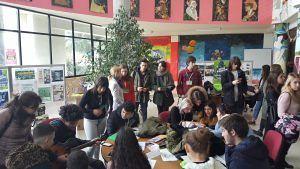 Giulianova, la settimana internazionale del Liceo Curie grazie all'Erasmus+ FOTO