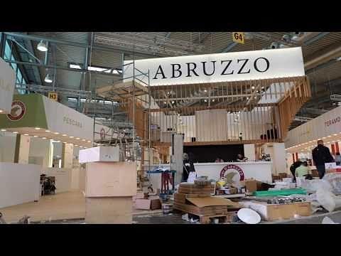Apre Vinitaly: Abruzzo presente con 101 cantine e 350 etichette VIDEO