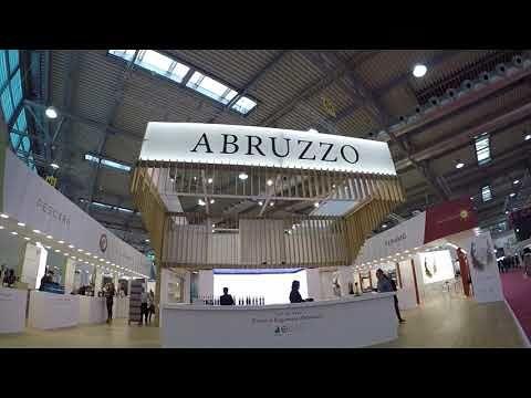 L'Abruzzo al Vinitaly: l'apertura VIDEO