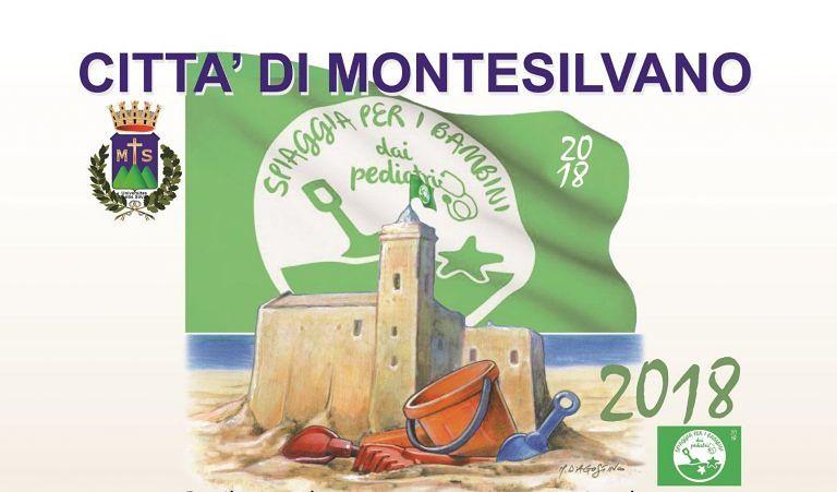 Montesilvano, cerimonia 'Bandiera verde' al Pala Dean Martin