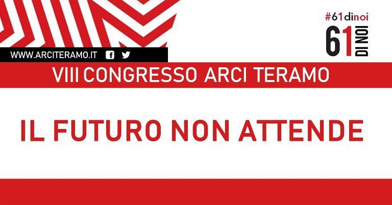 Teramo, domenica congresso provinciale dell'Arci