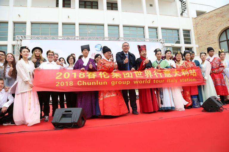 Pescara, il 'Fuzhou day' dedicato al gemellaggio con la Cina