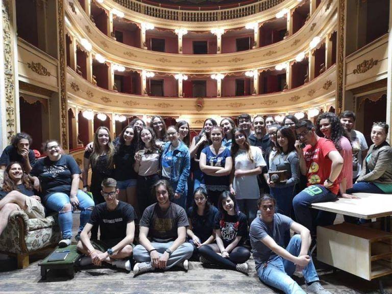 Atri, in scena lo spettacolo teatrale degli studenti dell'Istituto Zoli