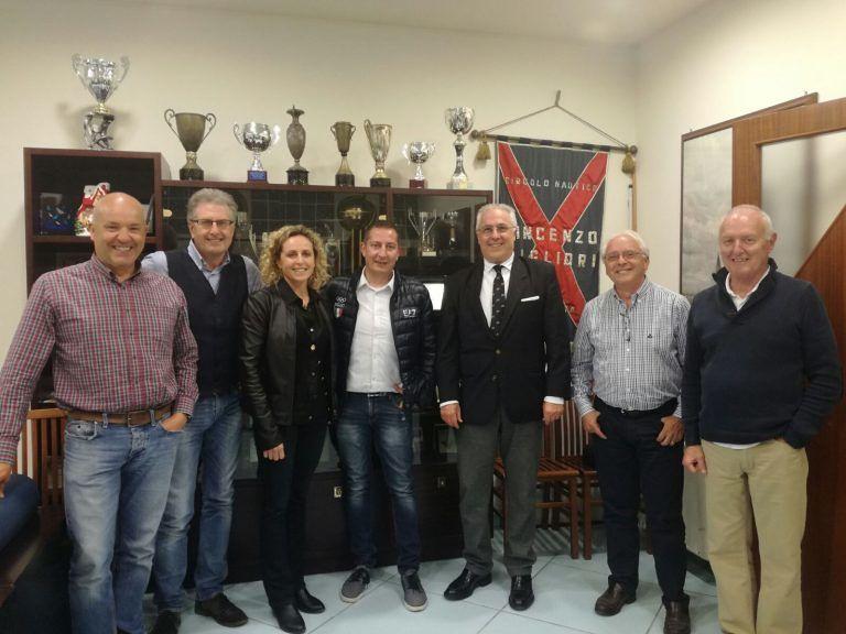 Giulianova, Alessandra Sensini ospite del Circolo Nautico 'Vincenzo Migliori'