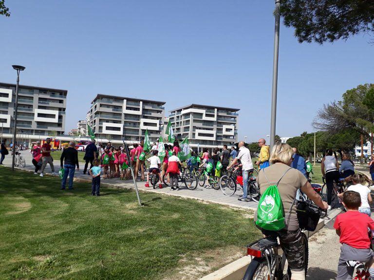 Grande successo la Ciclopasseggiata di Amare Montesilvano