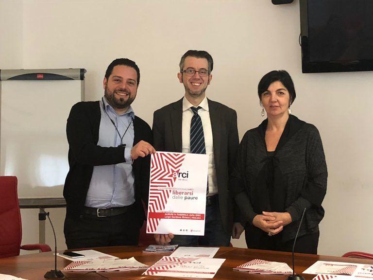 XVII Congresso nazionale ARCI: dal 7 al 10 giugno, a Pescara