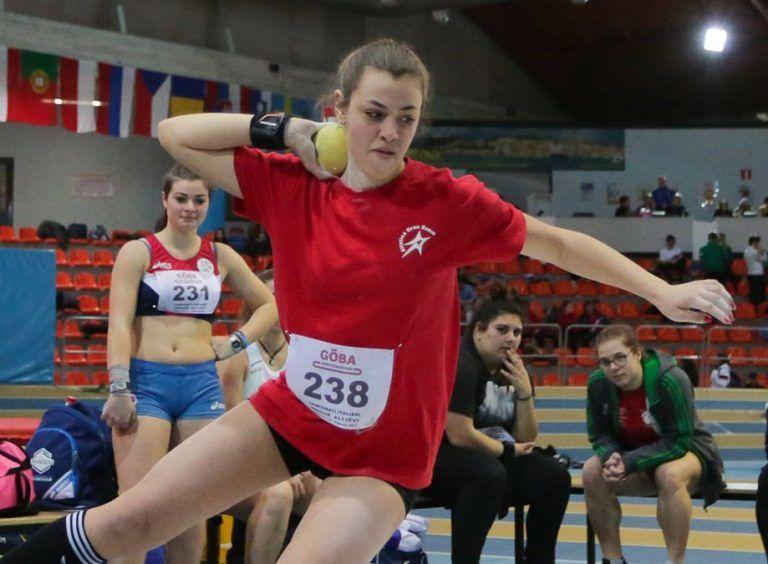 Atletica, una Ludovica Montanaro da record ad Ostia