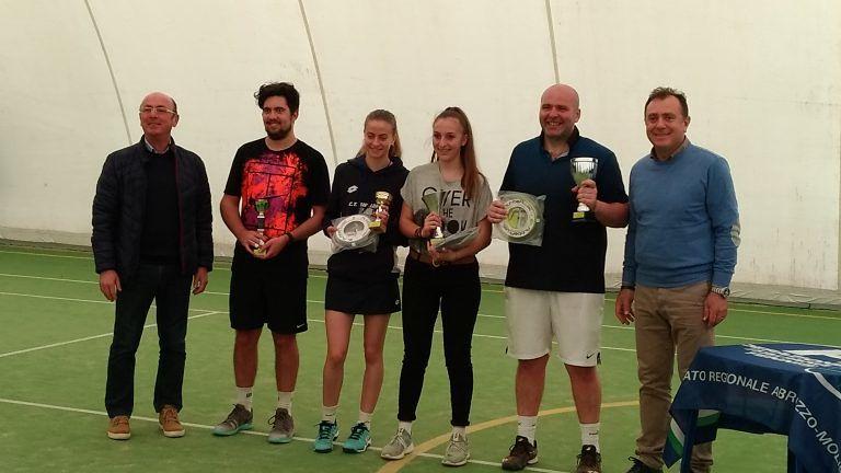 Circolo Tennis Silvi, Robusto e Trignani vincono il 14° Torneo Nazionale di Primavera