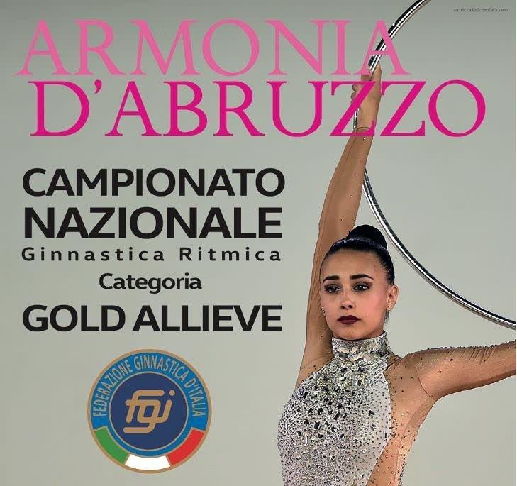 Pescara: da domani il Campionato di ginnastica artistica categoria Gold Allieve