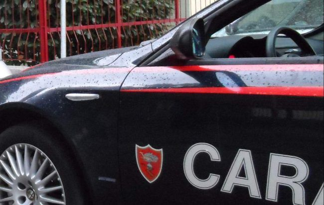Punta il coltello alla gola del padre: arrestato dai Carabinieri di Villamagna